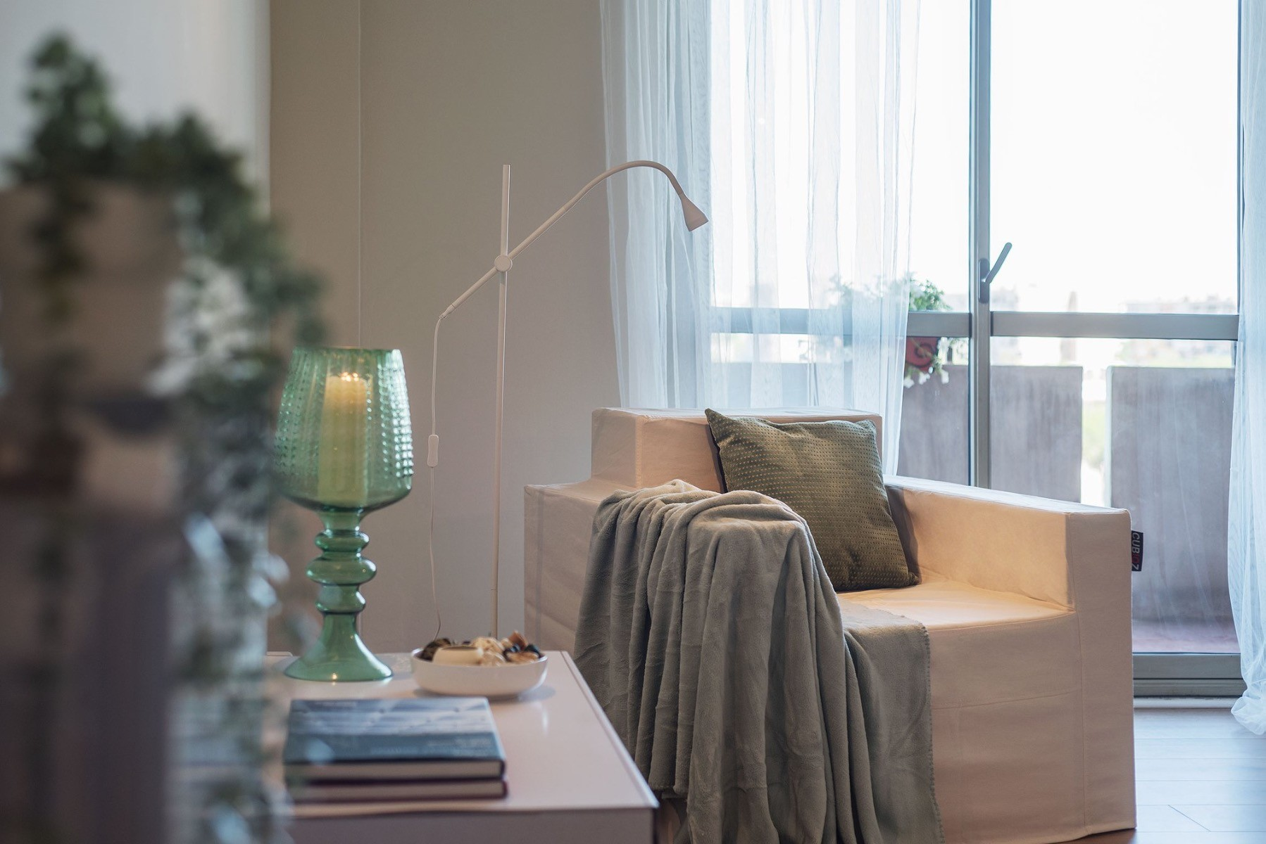 Cubiqz Chiara Manto Home Staging