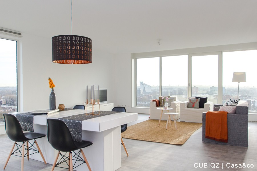 5. home Staging with CUBIQZ cardboard furniture