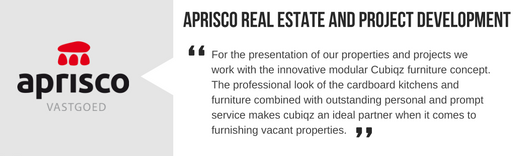 This is what Aprisco says about cubiqz