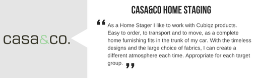 This is what Casaenco says about CUBIQZ